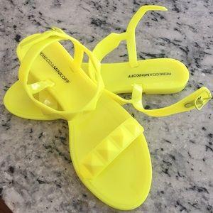 Rebecca Minkoff Jelly sandal